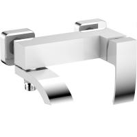 Cмеситель для ванны HANSEN H30044F Белый/Хром
