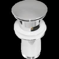 Донный клапан универсальный HANSEN H6702 Хром
