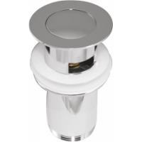Донный клапан универсальный HANSEN H6705 Хром