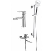 Набор для ванны 3 в 1 HANSEN H90304-G Сатин