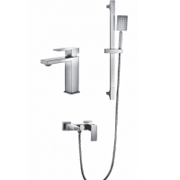 Набор для ванны 3 в 1 HANSEN H91304-G Сатин