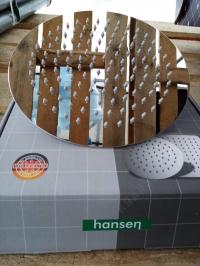 Тропический душ HANSEN HP46-2 Хром