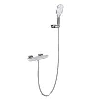 Смеситель для ванны TIMO Helmi 4024/00-16Y Хром-белый