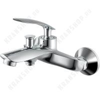 Cмеситель для ванны RUSH Island IS6535-44 Хром