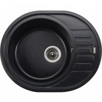 Кухонная мойка Kaiser KGMO-6250-BP Black Pearl