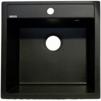 Кухонная мойка Kaiser KMM-5051 BW Black/White