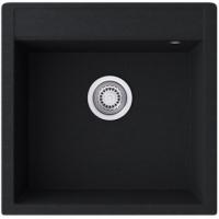 Кухонная мойка Kaiser KMM-5051 BS Black/Silver