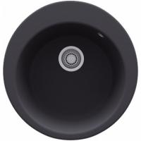 Кухонная мойка Kaiser KMM-510 BS Black/Silver