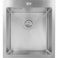 Кухонная мойка Kaiser KSM-4551 Silver