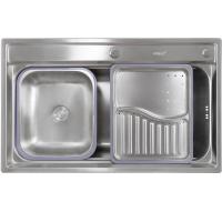 Кухонная мойка Kaiser KSM-7848 Chrome