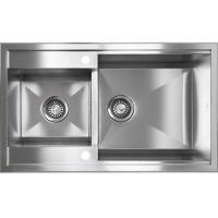Кухонная мойка Kaiser KT2M-8650 Chrome