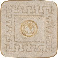 Коврик для ванной Migliore Complementi ML.COM-50.060.PN.53 Кремовый/декор золото