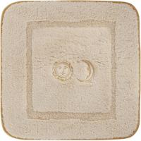 Коврик для ванной Migliore Complementi ML.COM-50.060.PN.62 Кремовый/декор золото