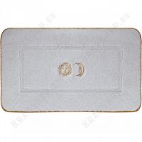 Коврик для ванной Migliore Complementi ML.COM-50.100.BI.62 Белый/декор золото