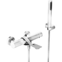 Cмеситель для ванны Webert One-B NB850101741 Белый матовый