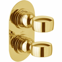Смеситель для душа Webert Opera OA860101010 Золото