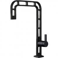 Смеситель для кухни Webert One-A ON920101560 3D Черный матовый
