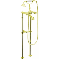 Cмеситель для ванны напольный Webert Ottocento OT720801010 Золото