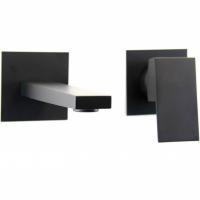 Cмеситель для раковины высокий Webert Pegaso PE830606560 Черный матовый