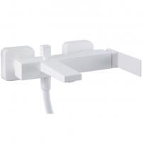 Cмеситель для ванны (без душевого гарнитура) Webert Pegaso PE850102740 Белый матовый