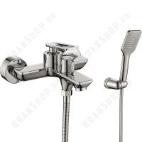 Cмеситель для ванны RUSH Palm PL2530-44 Хром