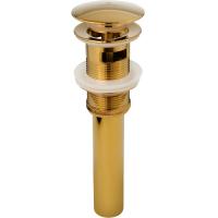 Донный клапан для раковины AltroBagno PU 070204 Or