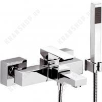 Cмеситель для ванны Remer Q-Design QD02 Хром