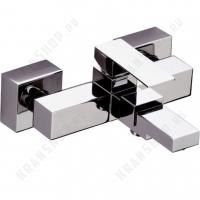 Cмеситель для ванны Remer Q-Design QD05 Хром