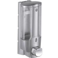 Дозатор жидкого мыла с замком Remer Bagno RB601 Хром
