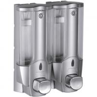 Дозатор жидкого мыла с замком Remer Bagno RB602 Хром