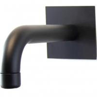 Излив настенный Webert Sax Evolution SE0371560 Черный матовый