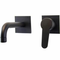 Cмеситель для раковины Webert Sax Evolution SE830606560 Черный матовый
