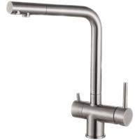 Cмеситель для кухни под фильтр Zorg INOX SZR-7039