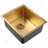 Кухонная мойка Seaman Eco Roma SMR-4438A Red Bronze