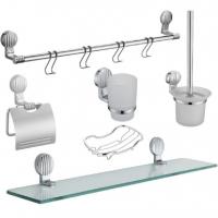 Набор аксессуаров для ванной Elghansa Universal SNT-506 Chrome