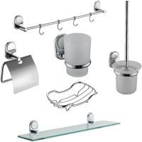 Набор аксессуаров для ванной Elghansa Universal SNT-706 Chrome