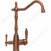 Cмеситель для кухни под фильтр Seaman Barcelone SSL-5387-Copper