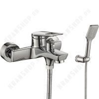 Cмеситель для ванны RUSH Socotra ST1235-44 Хром