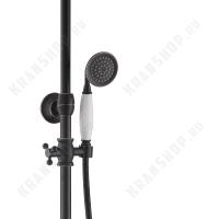 Душевая система TIMO Adelia SX-6010/04 Black antique