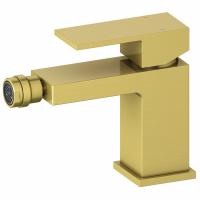 Смеситель для биде TIMO Selene 2062/17F Золото матовое