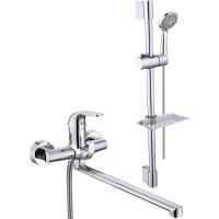 Комплект для ванной комнаты 2 в 1 ViEiR V033572 Хром