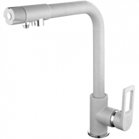 Cмеситель для кухни под фильтр ViEiR V15008-F2 Бежевый