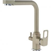 Cмеситель для кухни под фильтр ViEiR V15009-B Светло-бежевый