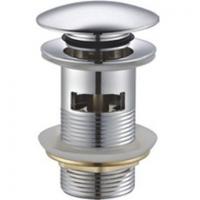 Донный клапан для раковины ViEiR VER22A Хром