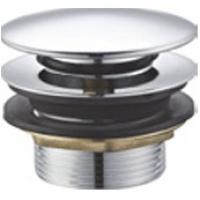 Донный клапан для ванны ViEiR VER25 Хром