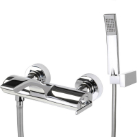 Cмеситель для ванны Webert Wolo WO850101015 Хром
