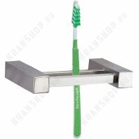 Держатель для зубных щеток Zorg Odra ZR 1218 Steel