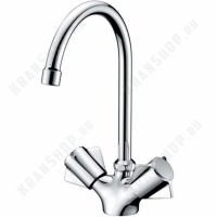 Смеситель для кухни ZorG Sanitary ZR 800 K-A7-5 Chrome