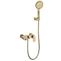 Смеситель для ванны Boheme Spectre 453-G Золото