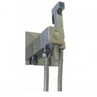 Гигиенический душ скрытого монтажа с термостатом Ganzer Termo GZ72501 хром